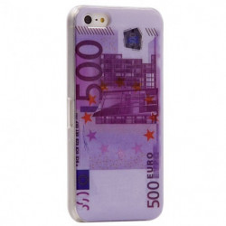 Coque Rigide Motif billet...
