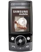 Samsung G600 - Accessoire téléphone mobile
