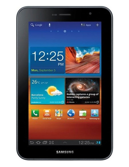 Galaxy Tab 7.0 Plus (P6200)